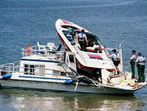 Boating accident lawsuit