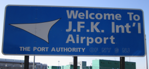 Car accident near JFK Airport